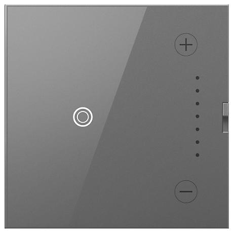 Adorne Magnesium 700 Watt Wireless Master Touch Dimmer