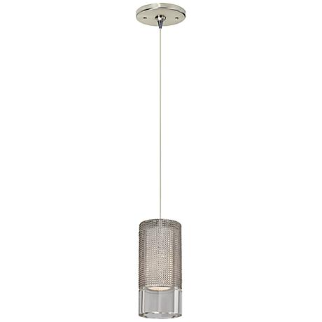 Tech Lighting Freejack Manchon Clear Mini Pendant