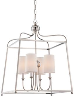 "Sylvan Collection 21 1/2"" Wide Small Pendant Chandelier (6R226) 6R226"
