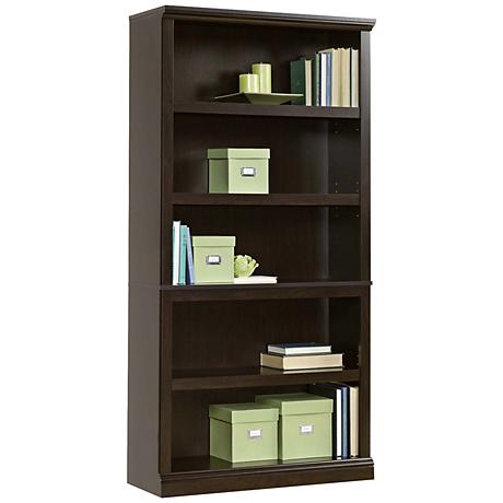 Select 5-Shelf Split Bookcase