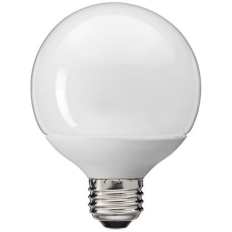 5 Watt G-25 Decorative LED Bulb by GE