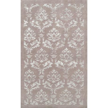 The Rug Market Maison 49025 Rococo Wool Area Rug