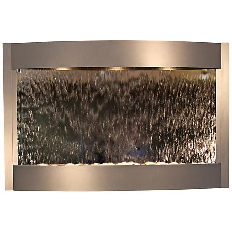 Classic Quarry 33 Quot Slate Coppervein Powder Wall Fountain