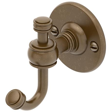 Gatco Cafe Oil Bronze Robe Hook