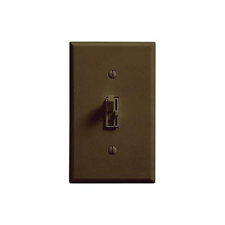 Lutron Ariadni 600W 3-Way Brown Dimmer