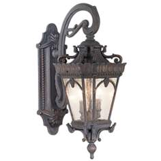 "Kichler Tournai Collection 24"" High Outdoor Wall Light"