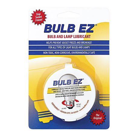 Bulb EZ 1 Ounce Container Light Bulb Lubricant
