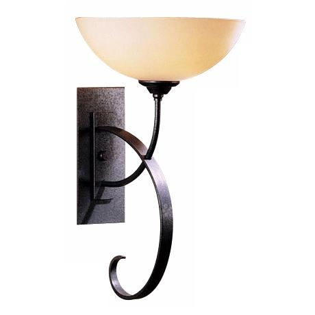 Hubbardton Forge Taper Scroll Wall Sconce