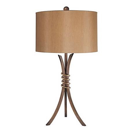 Ambience Iron Tripod Table Lamp