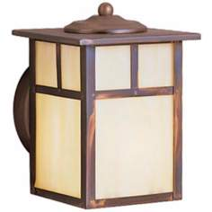 "Kichler Canyon View ENERGY STAR 7"" High Outdoor Wall Light"