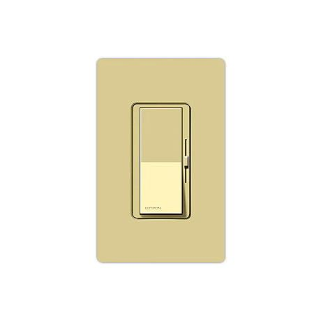 Lutron Diva 1000 Watt Ivory 3-Way Magnetic Dimmer
