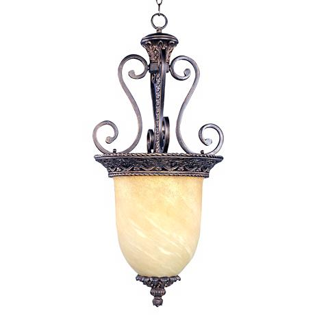 Portofino Collection Two Light Pendant Chandelier