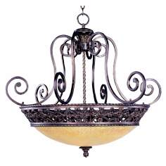 Portofino Collection Pendant Bowl Chandelier