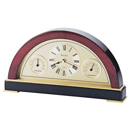 Bulova Seabury Executive Clock