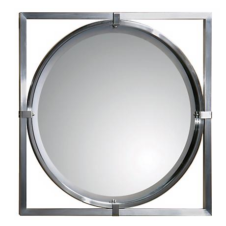 "Uttermost Kagami 30"" Wide Wall Mirror"