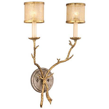 "Corbett Parc Royale 2-Light 22"" High Wall Sconce"