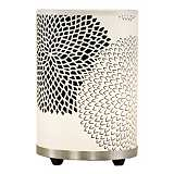 Rachel Simon Black Mumm Small Meridian Accent Table Lamp