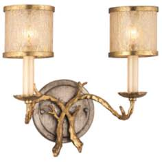 "Corbett Parc Royale 2-Light 12"" High Wall Sconce"