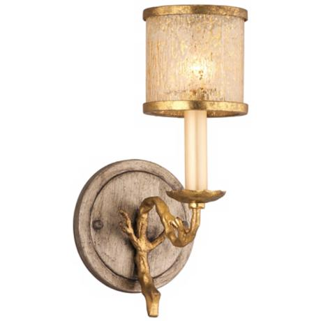 "Corbett Parc Royale 1-Light 12"" High Wall Sconce"