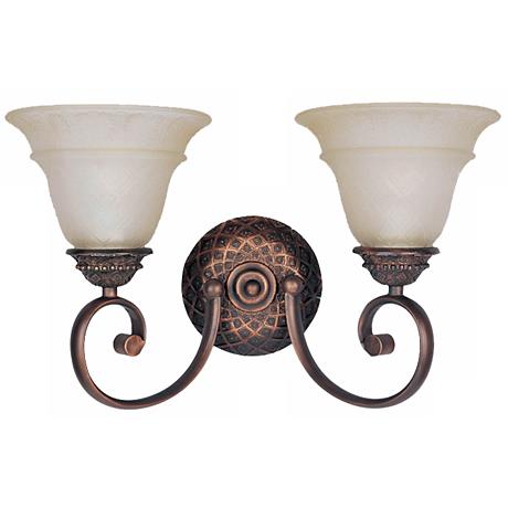 Brighton Collection Oil Rubbed Bronze Wall Sconce