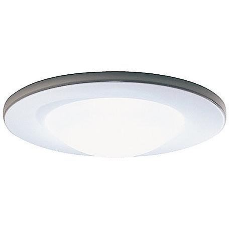 "Lightolier 4"" Low Voltage Shower Recessed Light Trim"