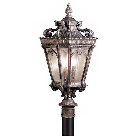 "Kichler Tournai Collection 30"" High Outdoor Post Light"