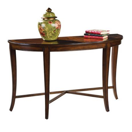 Kingston Demilune Sofa Table