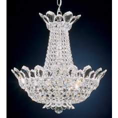 Schonbek Trilliane Collection 12-Light Crystal Chandelier