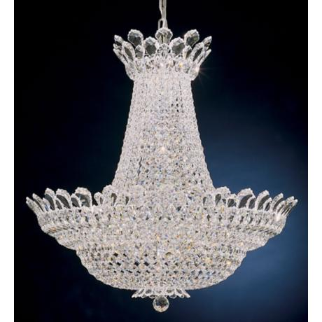 Schonbek Trilliane Collection 53-Light Crystal Chandelier