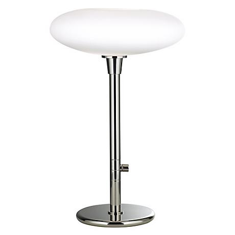 Robert Abbey Ovo Chrome Base Table Lamp