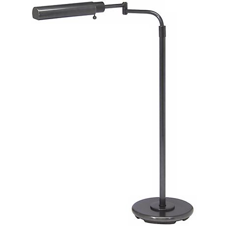 House of Troy Swing Arm Pharmacy Bronze Floor Lamp