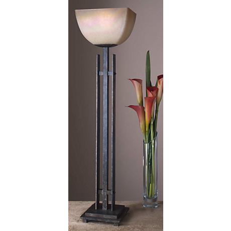 Lineage Collection Uplight Table Torchiere Lamp