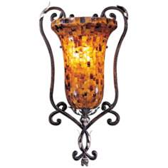 "Metropolitan Salamanca 22 3/4"" High Wall Sconce"