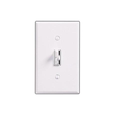 Ariadni White 600w LV magnetic 3-way dimmer