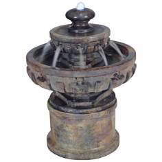 Small Regal Tier Fountain