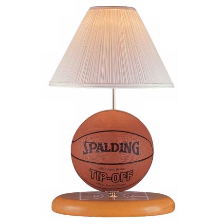 Lite Source Tip-Off Basketball Table Lamp