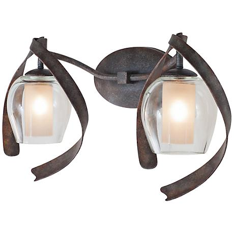 solana 21 3 4 wide copper hand forged bath light