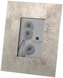 Silver Cement 4x6 Photo Frame (7D275)