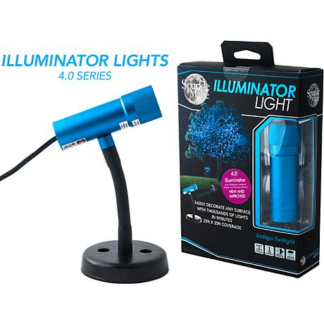 Illuminator Twilight Blue Indoor-Outdoor Laser Light