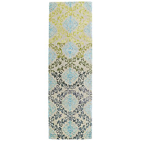 Kaleen Divine DIV04-86 Multi-Color Wool Area Rug