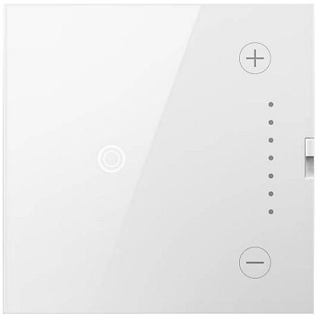 Adorne White 700 Watt Wireless Master Touch Dimmer