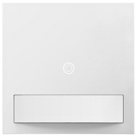 adorne® White Manual-On Auto-Off SensaSwitch