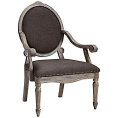 Brentwood Gray Armchair