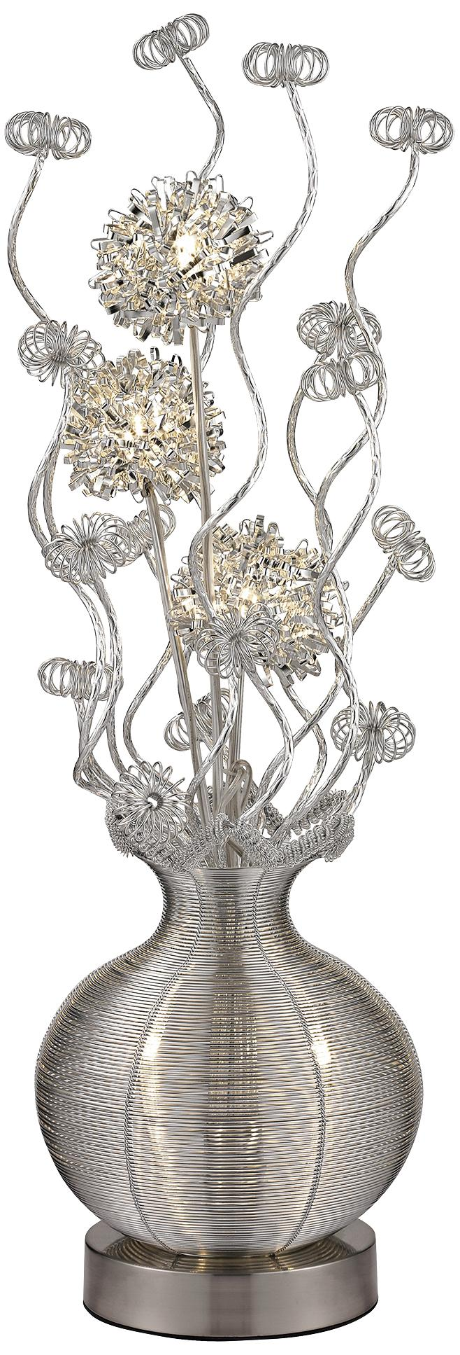 Dimond Lazelle Floral Display LED Floor Lamp (7R984)