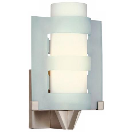 "Forecast Yes Collection 10 1/2"" High Wall Sconce"
