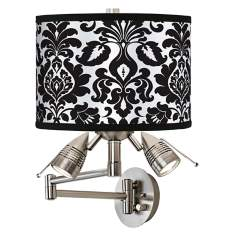 Stacy Garcia Metropolitan Giclee Swing Arm Wall Light