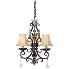 "Bellasera 15 1/2"" Wide Mini Chandelier"