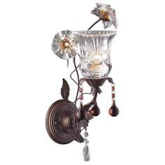 "Ghia Collection 17"" High Wall Sconce"