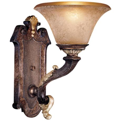 "Mariner Metropolitan Collection 12 1/2"" High Wall Sconce"