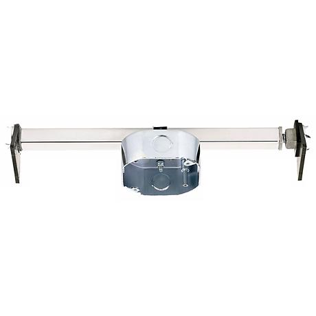 Expandable Chandelier-Ceiling Fan Brace
